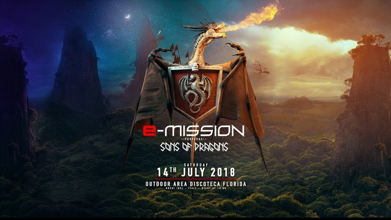 E-Mission - Sons of dragons - Trailer