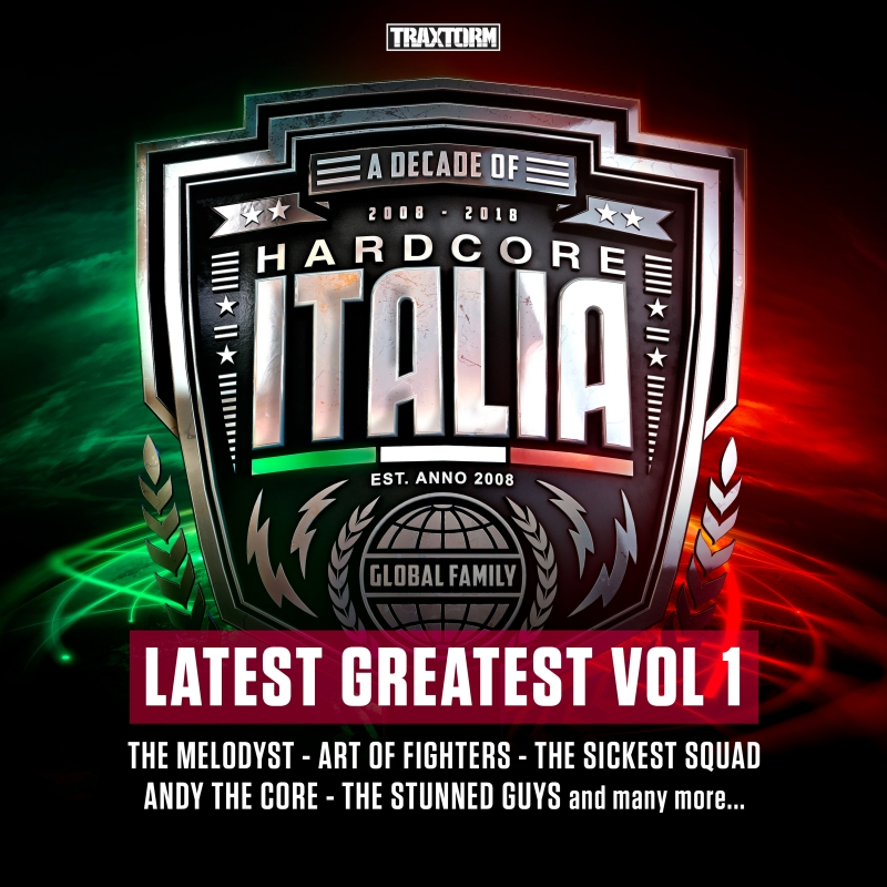 Hardcore Italia - Latest Greatest Vol.1